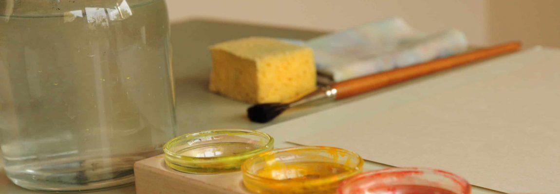 Materiaal Kunstzinnige therapie